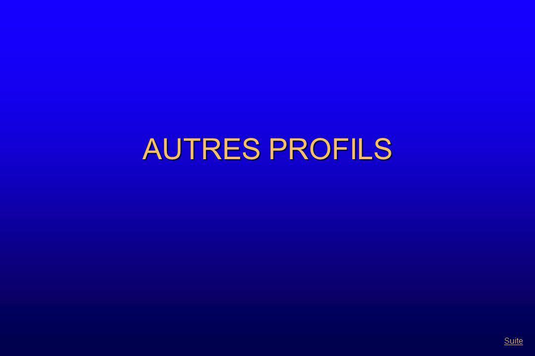 AUTRES PROFILS Suite
