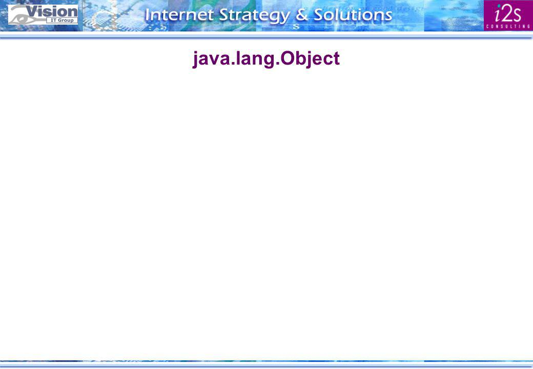java.lang.Object
