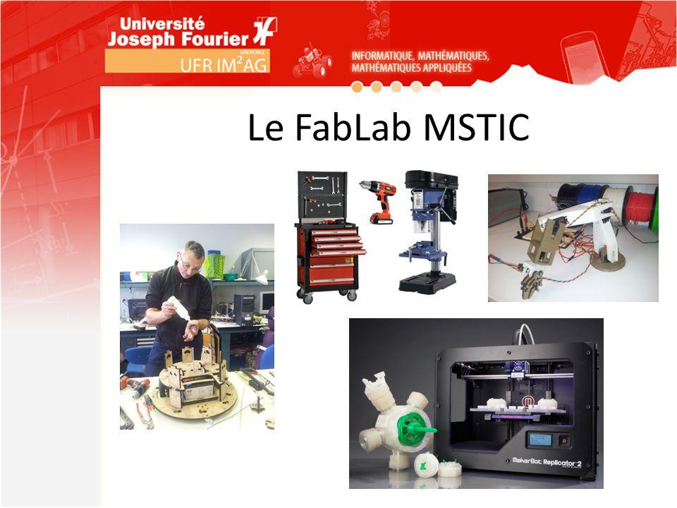Le FabLab MSTIC