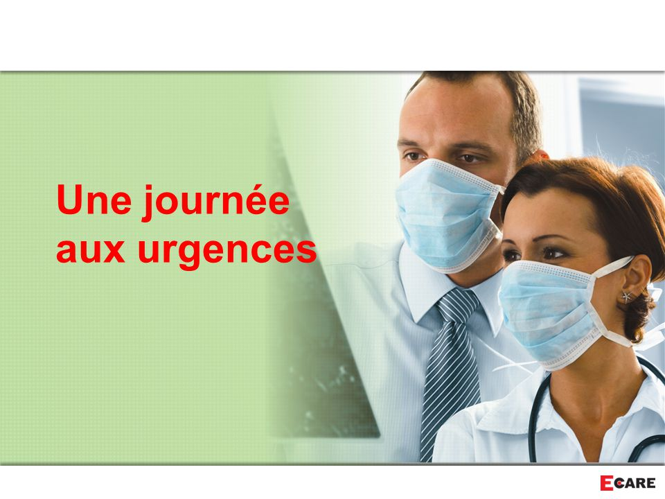 Dr.Durand apprécie les rapports standards fournit par E.care delivered.