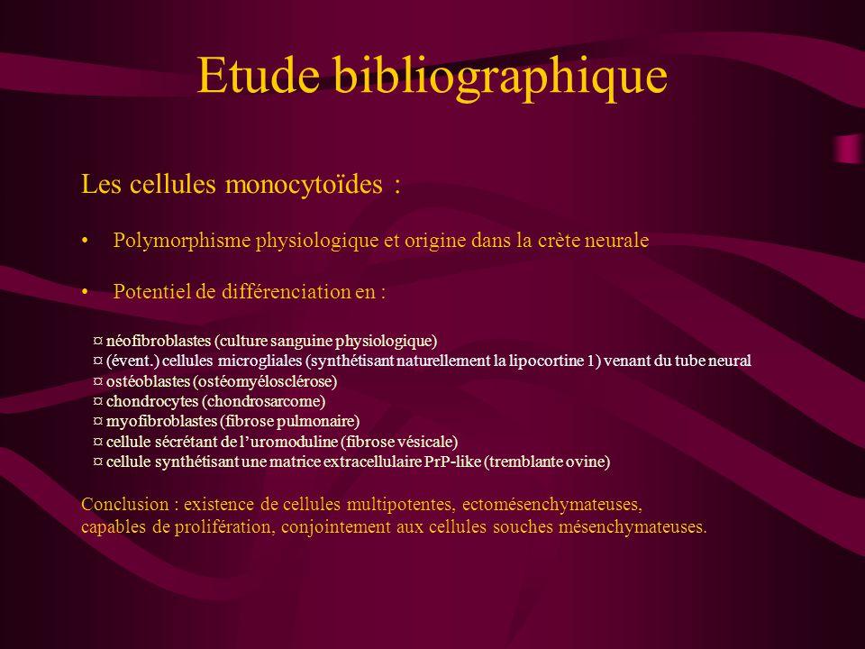 Etude bibliographique 2000 : Zvaifler et coll.