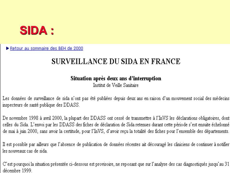 53 Robert J. FREUND Surveillance en santé publique Master Complexes pathogènes tropicaux novembre 2003 Légionellose : Source : InVS 2001