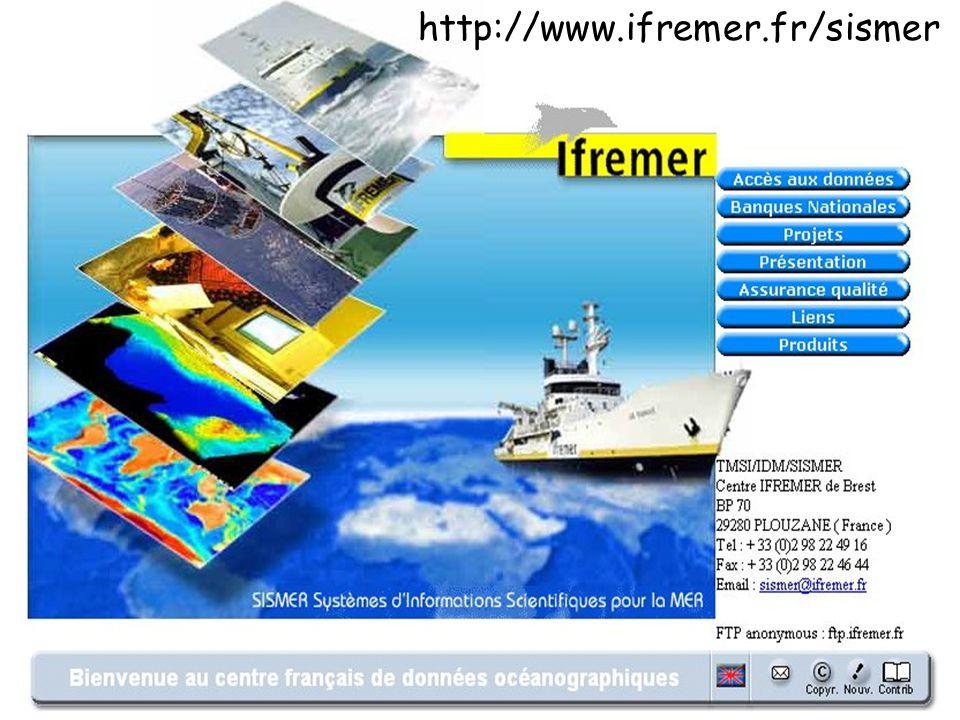 Cours UBO 2008 http://www.ifremer.fr/sismer