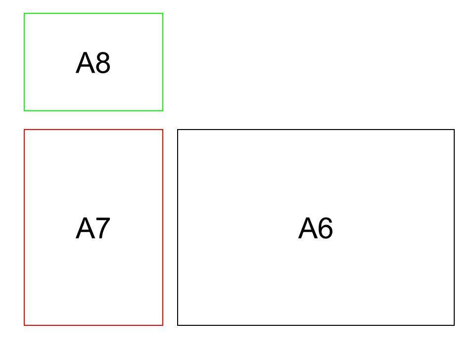 A8 A7A6