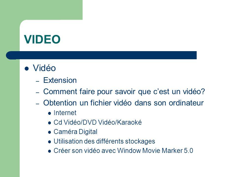 Utilisation des différents supports de stockage Utilisation des différents supports de stockage  Clé de USB  Memory stick  Disque dur externe  Disquette  Zip  CD / DVD  Portable … (Nokia N-gage) Des autres matériaux d'enregistrement