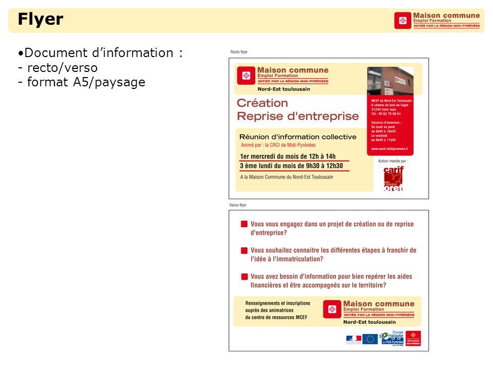Invitation Carton d'invitation, format 210 x 100 mm- recto/verso