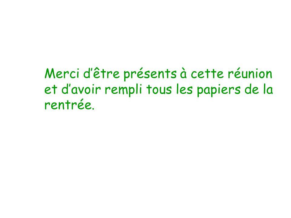 Professeurs principaux - 4 ème A : Mme PIQUEREAU - 4 ème B : Mme HOURREGUE
