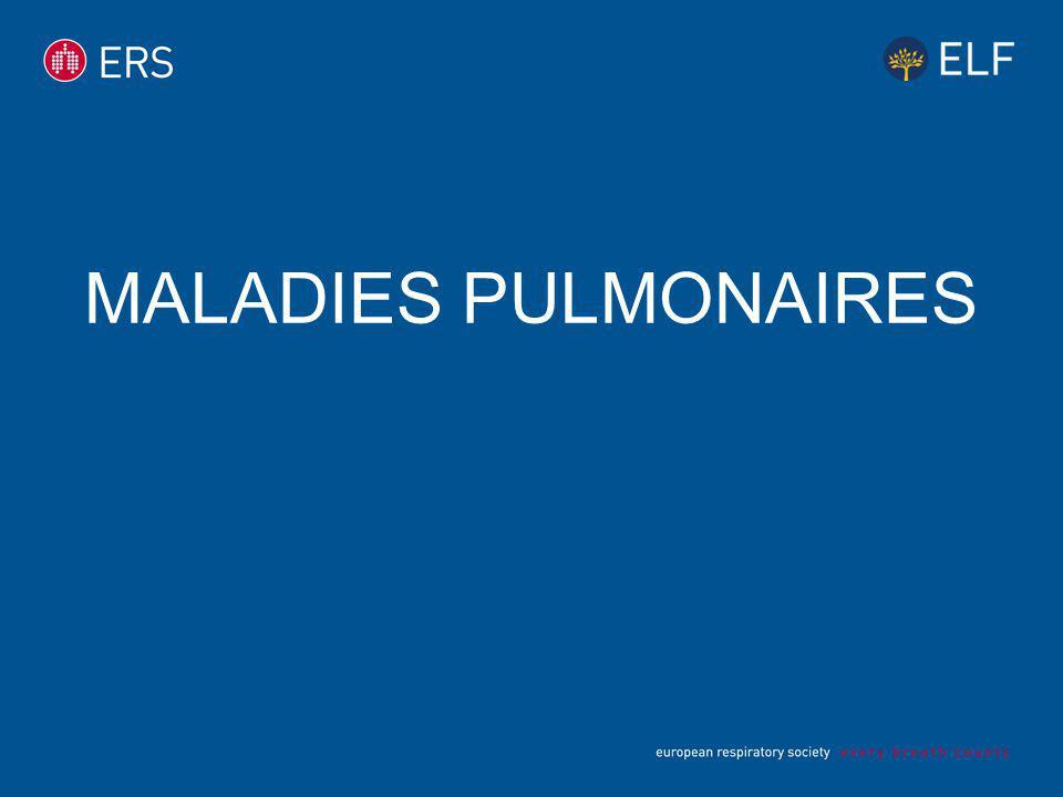 MALADIES PULMONAIRES