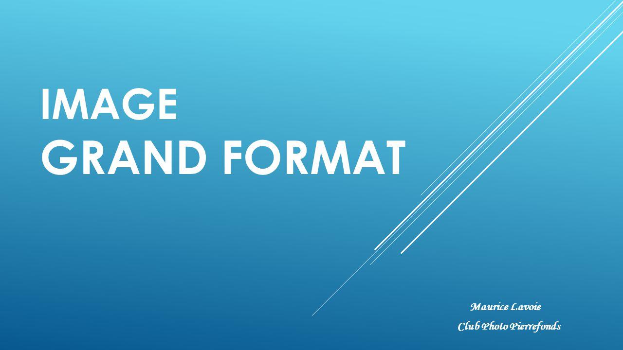 Imprimer ses photos Faire appel à un laboratoire photo Expliquer clairement votre projet Choisir son media d'impression (papier, toile, vinyle, cartonner, auto-adhésif, translucide, etc etc) Identifier et se conformer exactement au prérequis du laboratoire RGB ou CMYK Format TIFF, PDF ou autre Profil couleur de l'imprimante (Fichier qui défini la manière dont l'imprimante restitue les couleurs) La résolution (300DPI).