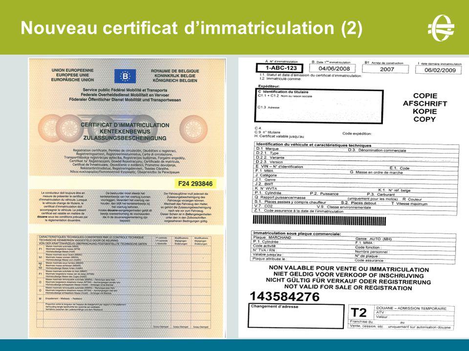 Nouveau certificat d'immatriculation (2)