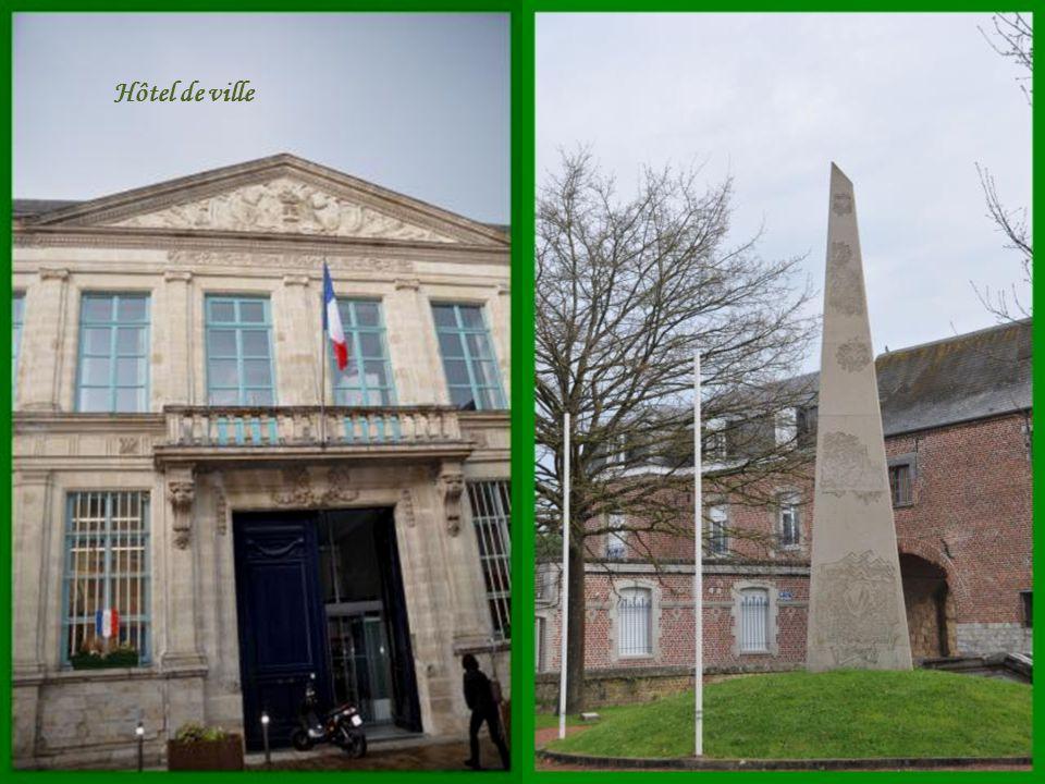 Le Quesnoy tire son nom de Quercitum qui signifie couvert de chênes.
