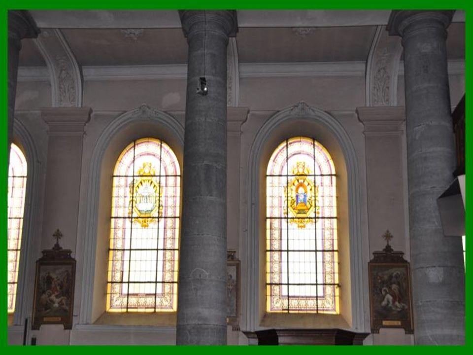 Les grandes orgues datant de 1848