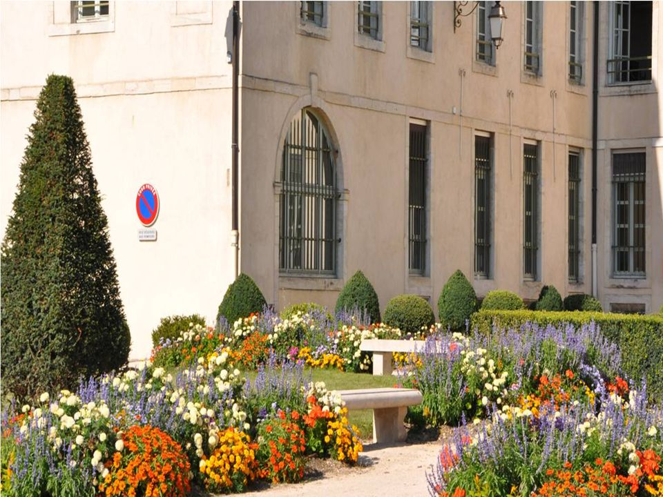 Jardin Victor Dumay