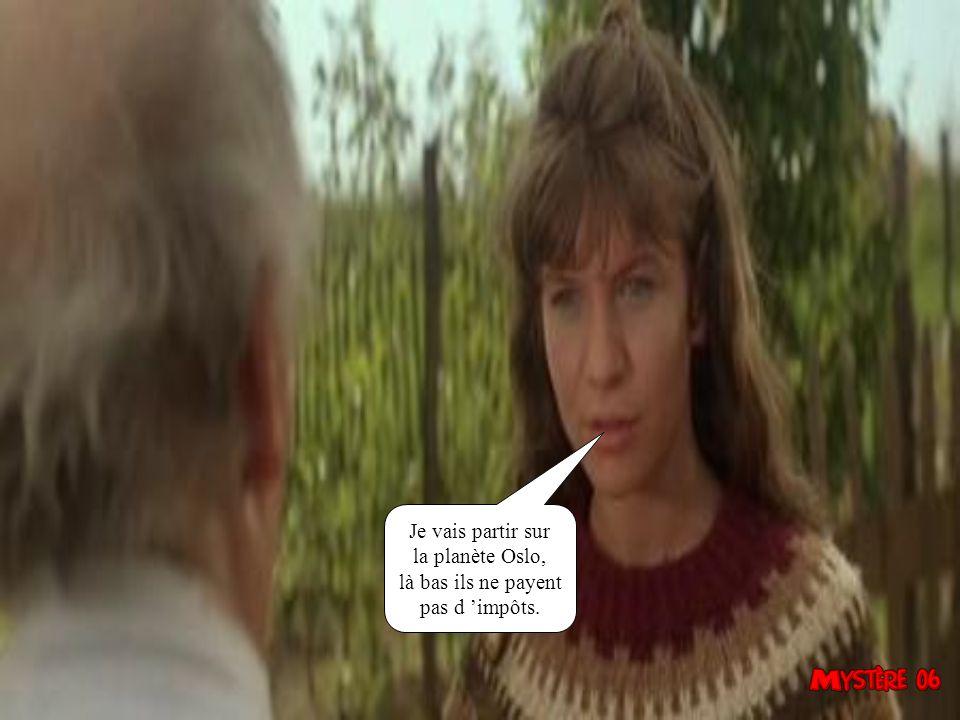 Jamais le François il goûtera ma soupe aux choux !