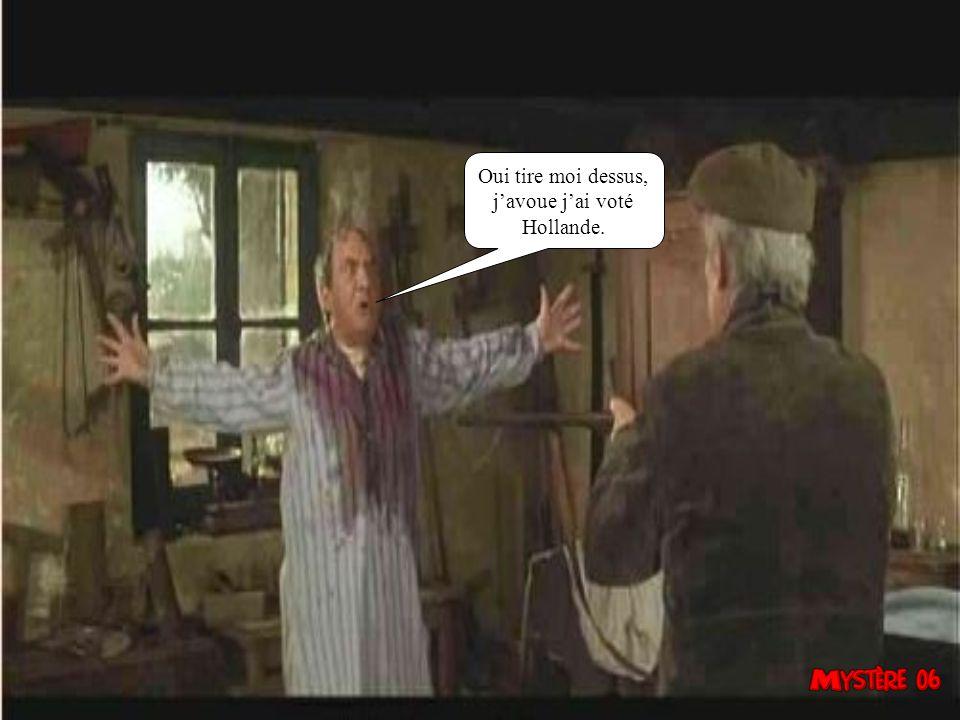 Monsieur le Président, encore un petit peu de cyanur… soupe ?