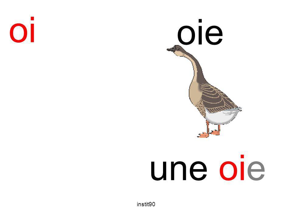 instit90 oi oiseau un oiseau