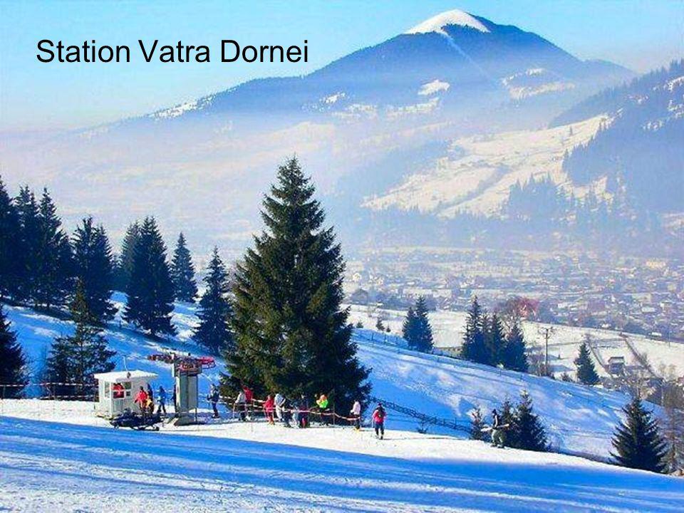 Station Vatra Dornei