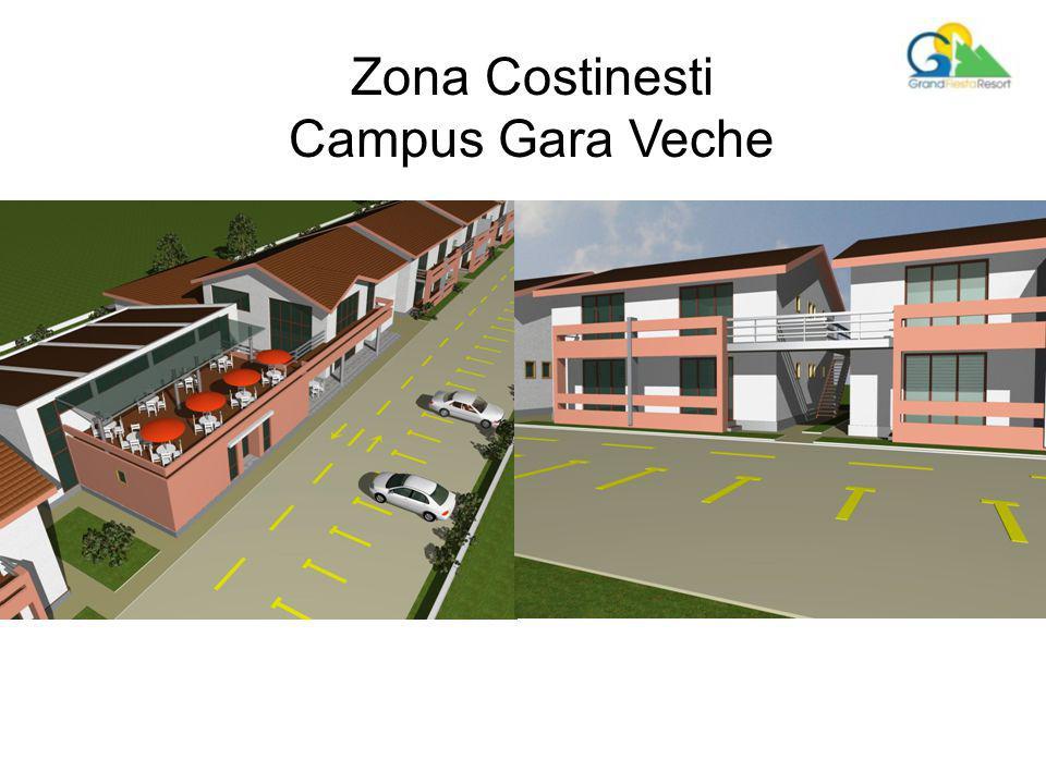 Zona Costinesti Campus Gara Veche