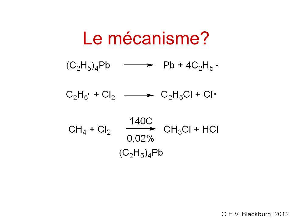 © E.V. Blackburn, 2012 Le mécanisme?