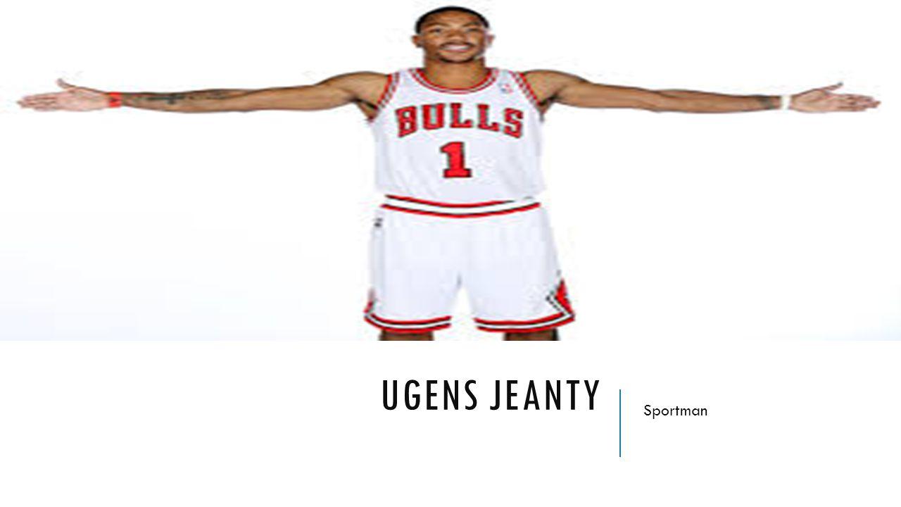 UGENS JEANTY Sportman