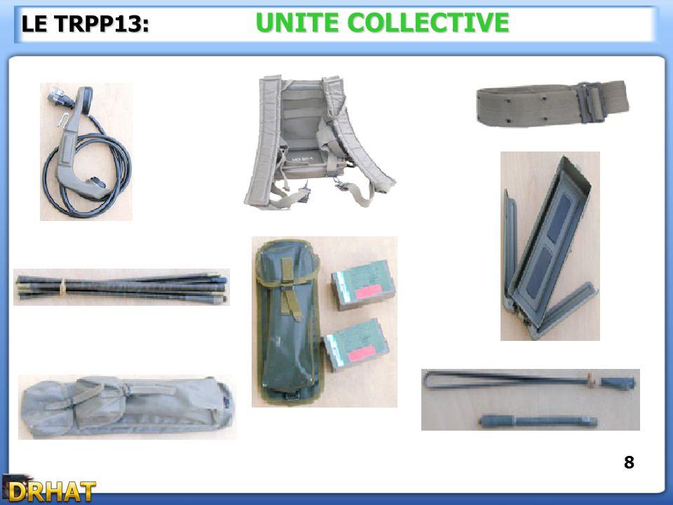 LE TRPP13: UNITE COLLECTIVE 8