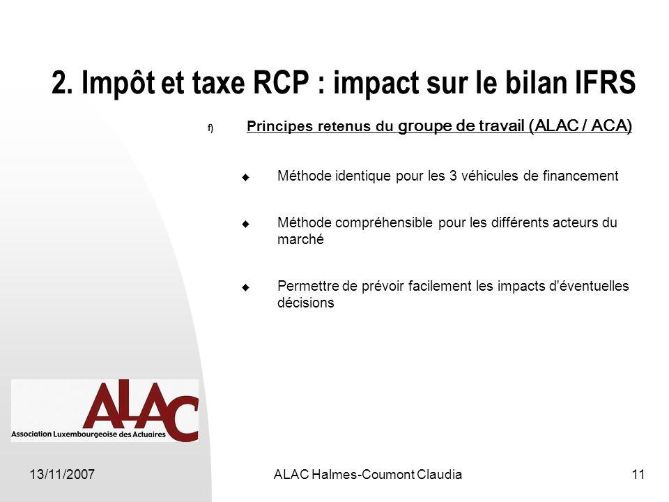 13/11/2007ALAC Halmes-Coumont Claudia11 2.