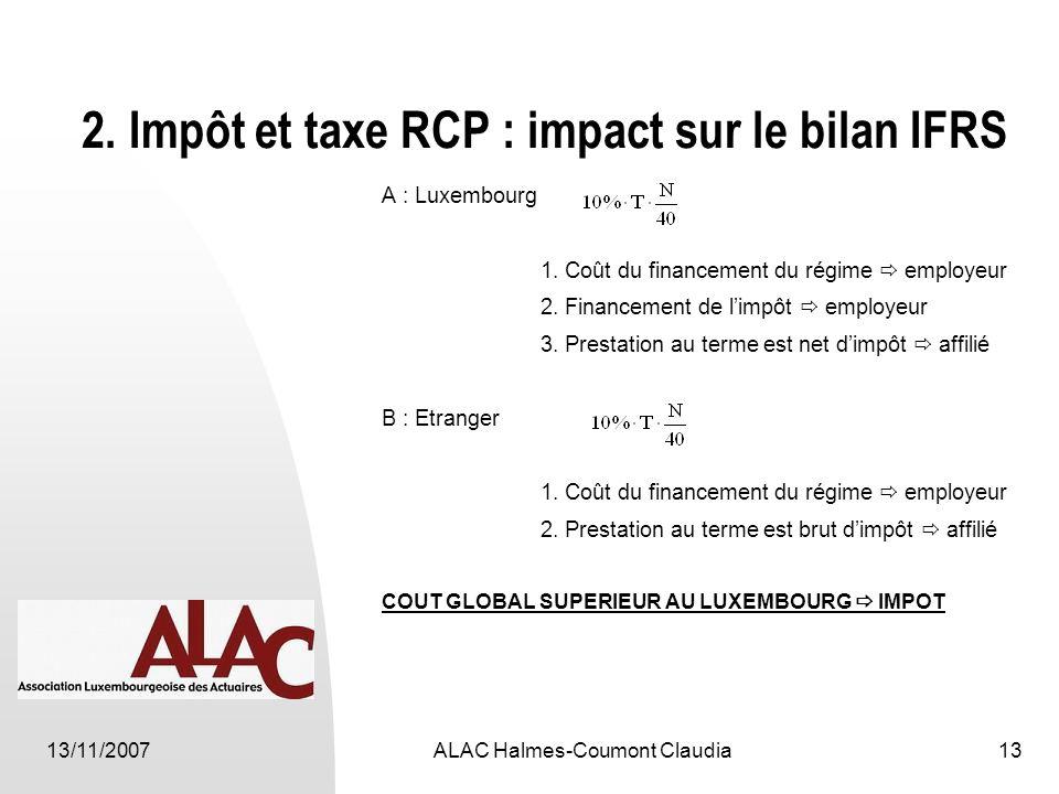13/11/2007ALAC Halmes-Coumont Claudia13 2.