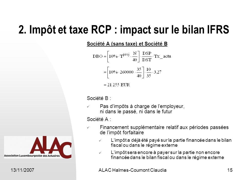 13/11/2007ALAC Halmes-Coumont Claudia15 2.