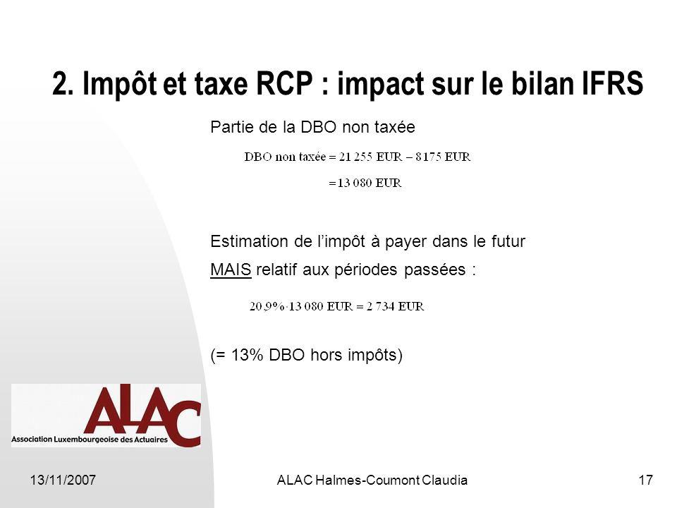 13/11/2007ALAC Halmes-Coumont Claudia17 2.