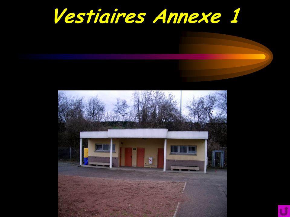 Vestiaires Annexe 1
