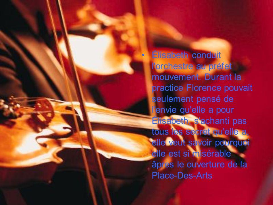 Élisabeth conduit l orchestre au préfet mouvement.