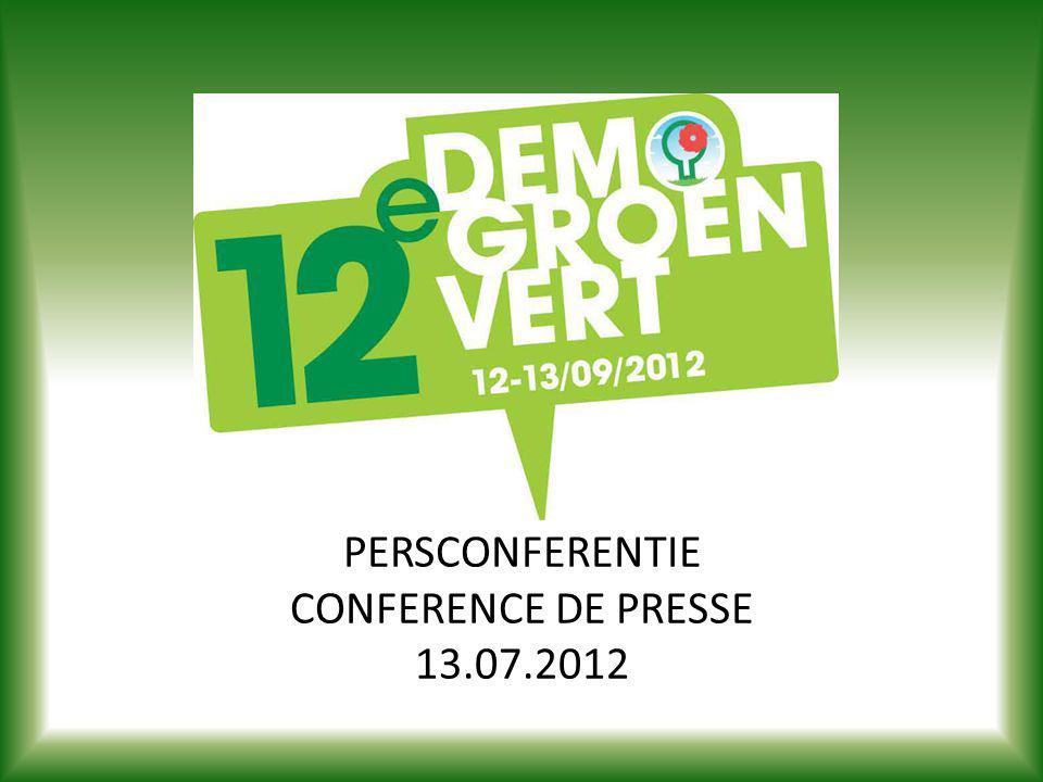 1.Bref historique 1984 : 1 er Démo Vert à St.