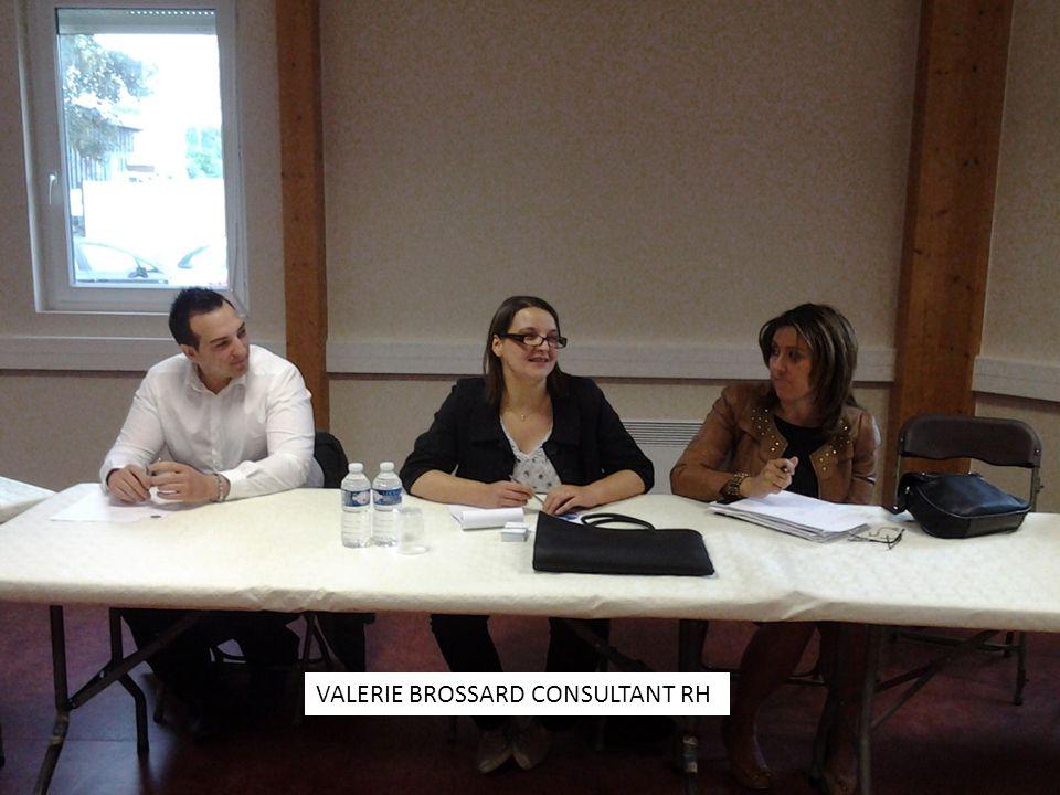 VALERIE BROSSARD CONSULTANT RH