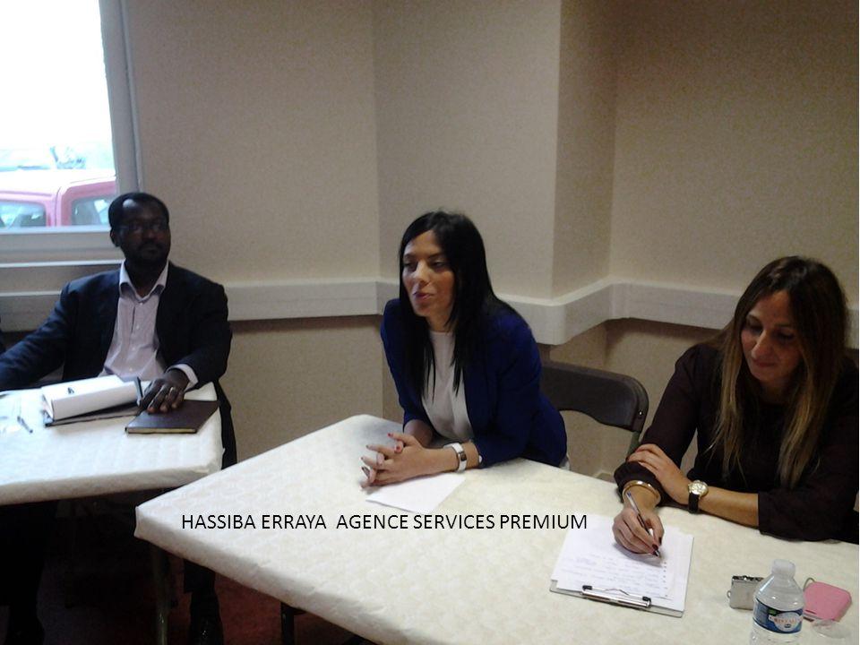 HASSIBA ERRAYA AGENCE SERVICES PREMIUM