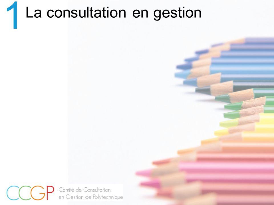 La consultation en gestion 1