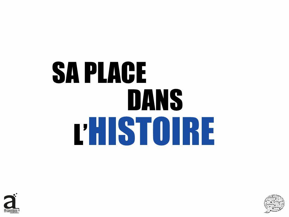 SA PLACE DANS L' HISTOIRE