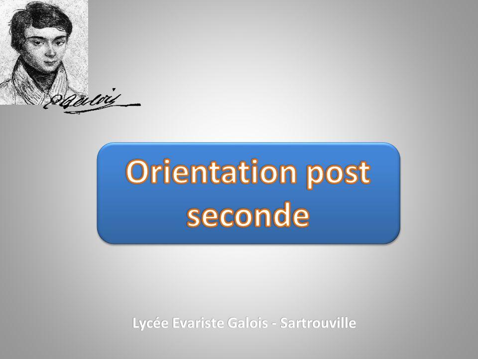 Lycée Evariste Galois - Sartrouville