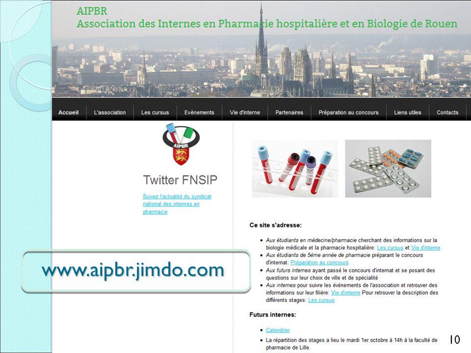 www.aipbr.jimdo.com 10