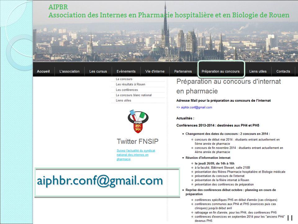 aiphbr.conf@gmail.com 11