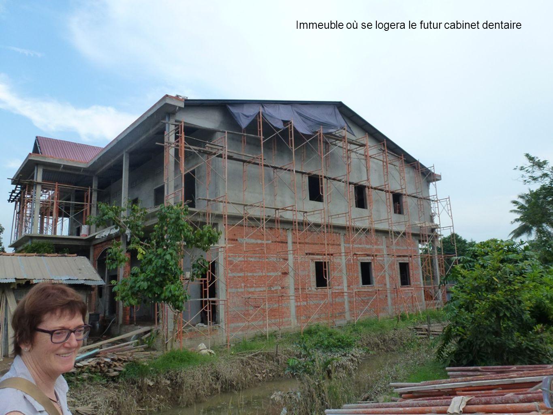 1010 Immeuble où se logera le futur cabinet dentaire