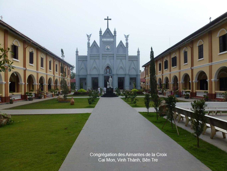 22 Congrégation des Aimantes de la Croix Cai Mon, Vinh Thành, Bên Tre