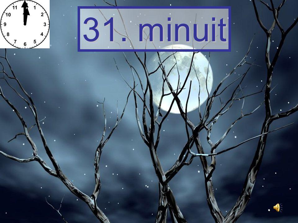 30. une nuit