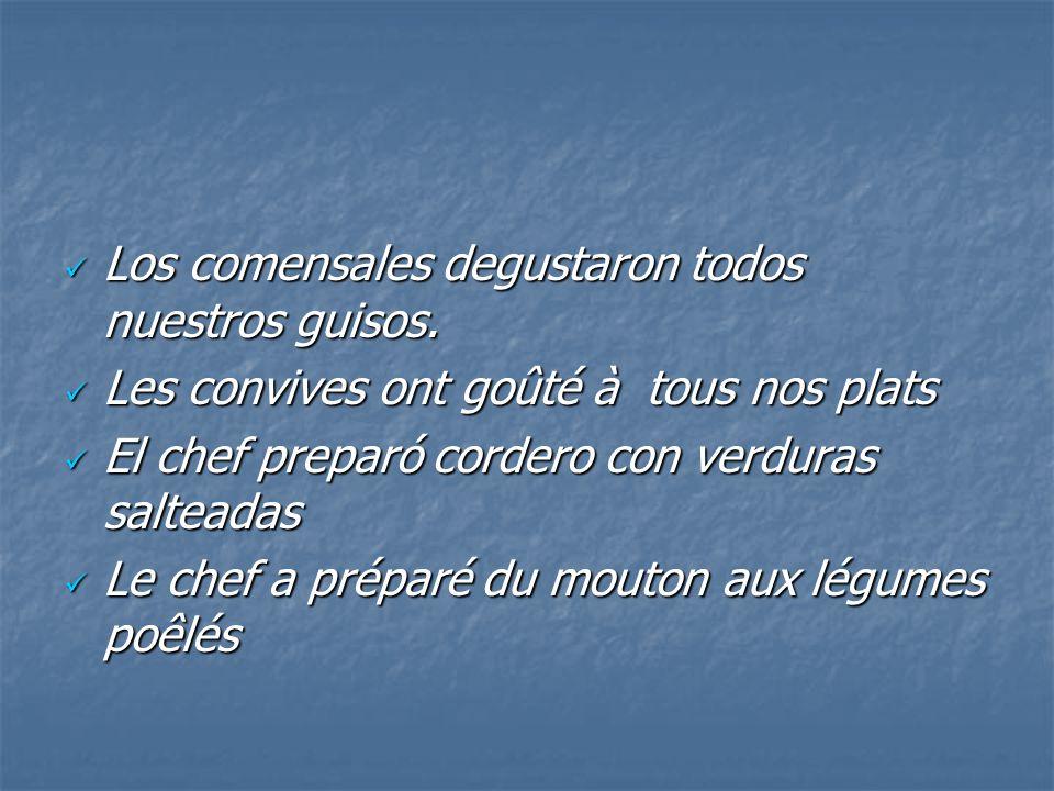 Les inanimés concrets tomate/T:inc/C: /D:culinaire/ tomate/T:inc/C: /D:culinaire/ Fr:tomate Fr:tomate rodillo/T:inc/C: /D:culinaire /Fr:rouleau à pâtisserie rodillo/T:inc/C: /D:culinaire /Fr:rouleau à pâtisserie