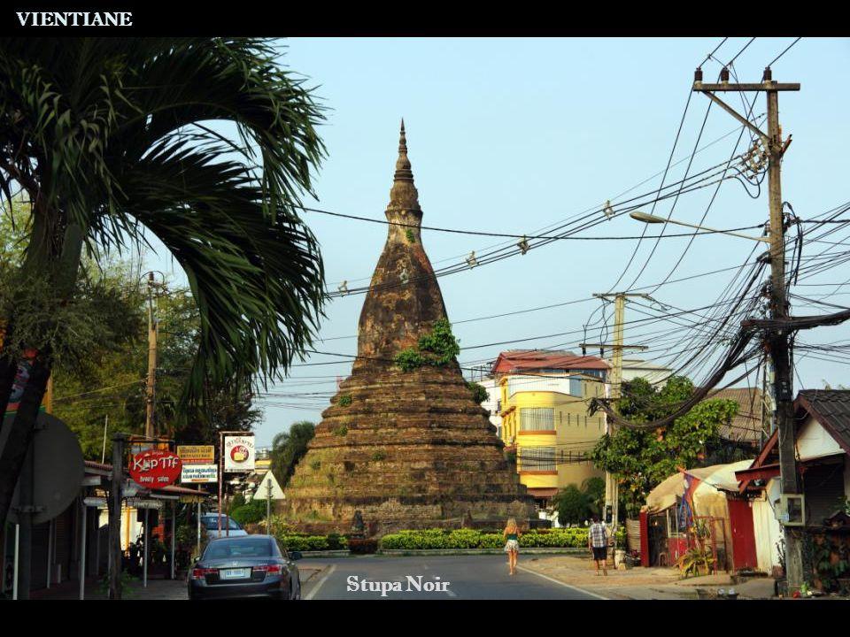 VIENTIANE Anouvong Dernier Roi de la dynastie de Vientiane