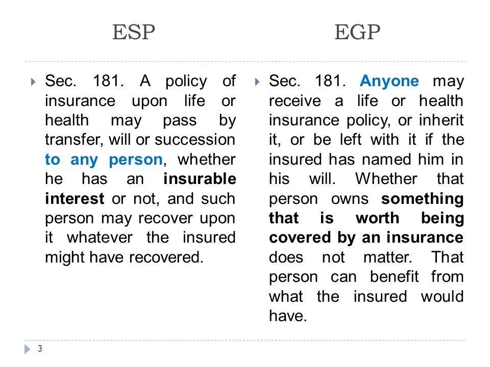 ESPEGP 4  Sec.182.
