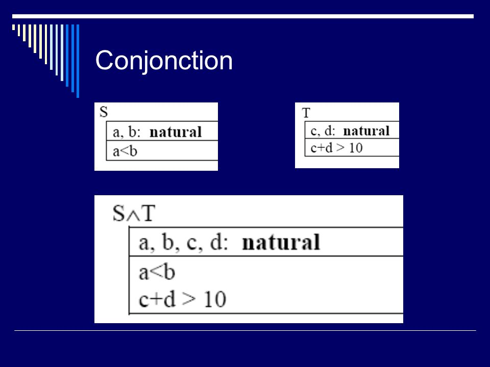 Conjonction