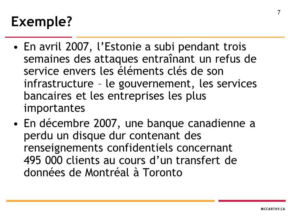 18 Vérifications ICCA 5970 et SAS 70 (Type II) Des vérifications semblables qui définissent les normes professionnelles utilisées par les vérificateurs indépendants pour évaluer rigoureusement les contrôles internes des organismes de services.