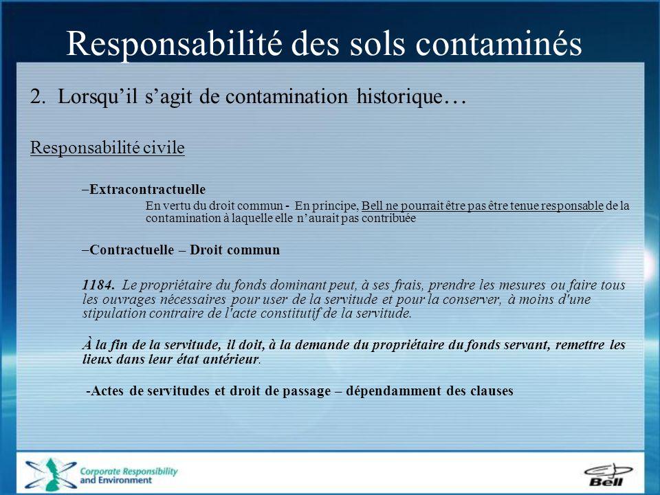 Responsabilité des sols contaminés 2.