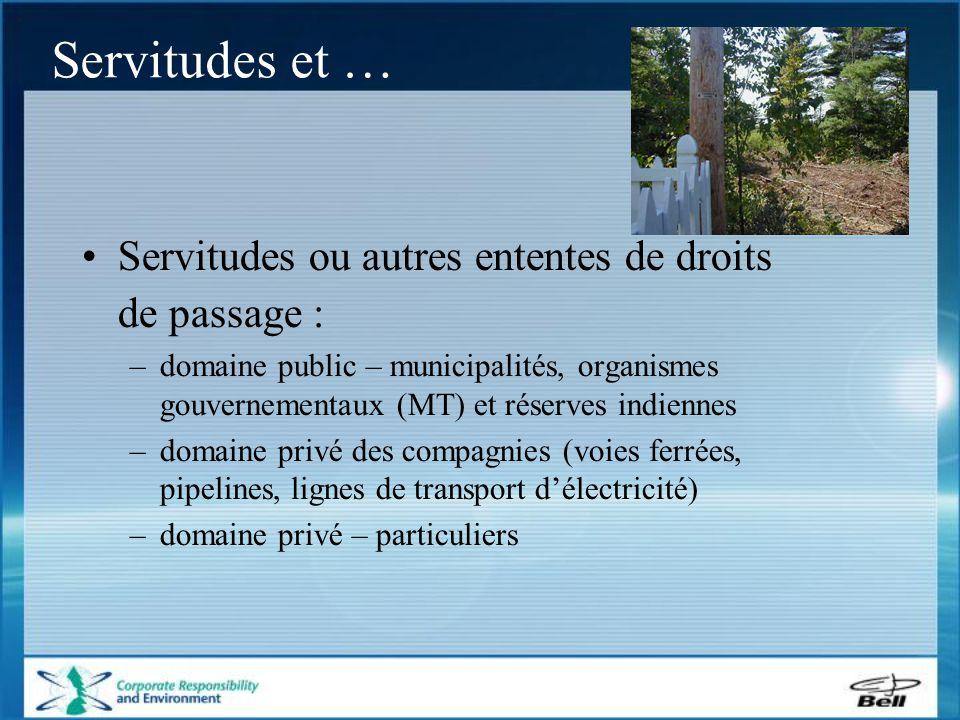 Servitudes et sols contaminés Qu'est ce qu'un sol/terrain contaminé.