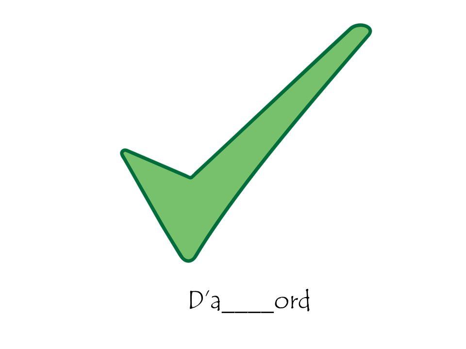 D'a____ord